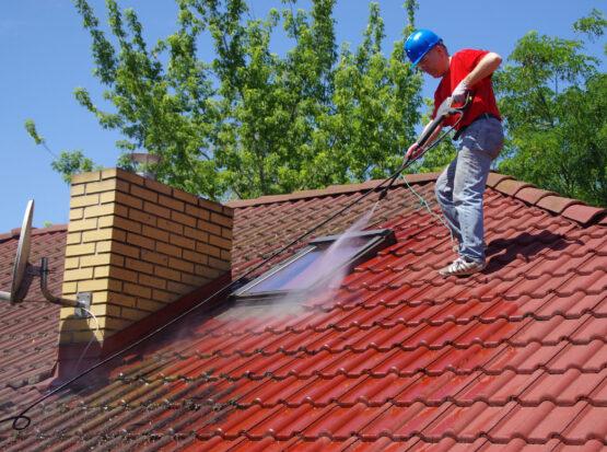 roof power washing san Bernardino